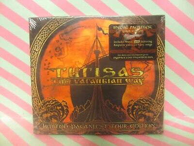 TURISAS The Varangian Way CD + DVD NEW