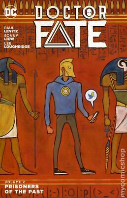 Doctor Fate TPB (2016- DC) 2-1ST VF Stock Image