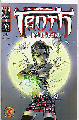 The Tenth Resurrected #1 Top Cow Image Comics Dynamic Forces Limited Edition NM-