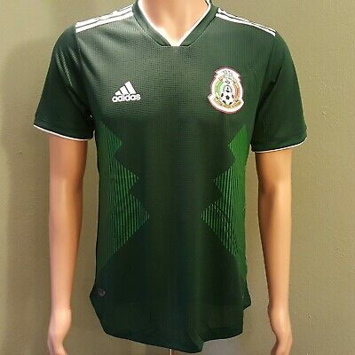 661068da4 ADIDAS MEXICO HOME 2018 Men s Soccer Jersey Green -  49.95