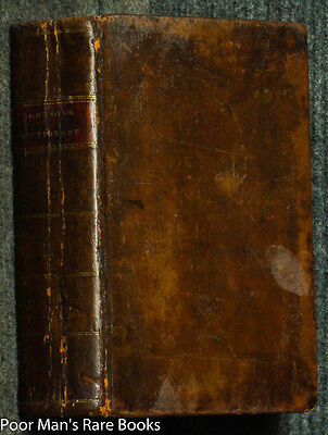 A DICTIONARY OF THE ENGLISH LANGUAGE IN WHICH the WORDS ARE DEDUCED 1st American