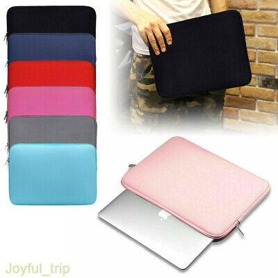 """13""""Bag Sleeve Case Cover Pouch For ACER, HP & LENOVO 14""""inch Laptop Notebook UK"""