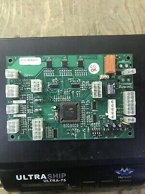 Tga breeze 8mph mobility scooter spare parts  Front Pcb Printed Circuit Board