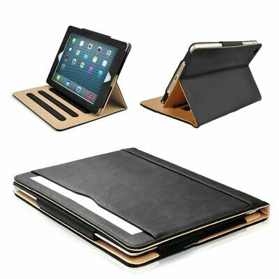 Magnetic Leather Smart Case Cover Folio For Apple iPad 9.7""