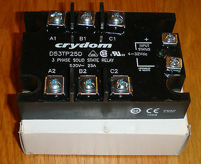 Crydom D53TP25D Solid state relay