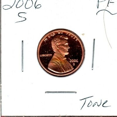 2006-S Lincoln Memorial Cent Gem Proof Cameo Buy It Now #C729