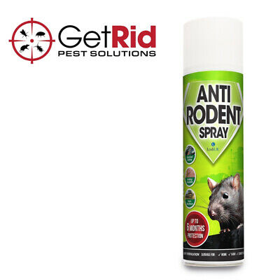 ETECH RATSTOP STOPS Rats Mice Vermin Chewing cables Wires