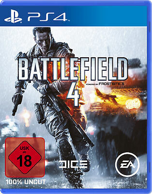 Battlefield 4 - Playstation 4 (NEU & OVP!)