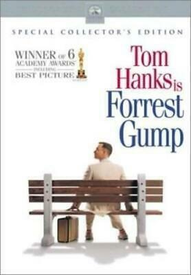 Forrest Gump (DVD, 1994, 2-Disc Special Collector's Edition) NEW