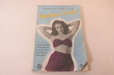 Holiday Camp - Book of the Film by Kit Porlock, 1947, illustrated