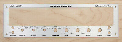 New! Marantz Model 2325 Amplifier Front Panel Faceplate (Face Plate)