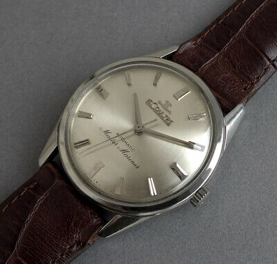 JAEGER LECOULTRE MASTER MARINER Automatic Vintage Watch 1963