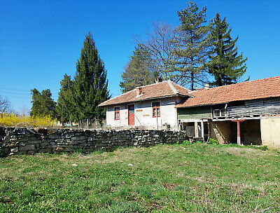 PAY MONTHLY - HUGE LAND Bulgaria two storey property with outbuildings nr Lake!