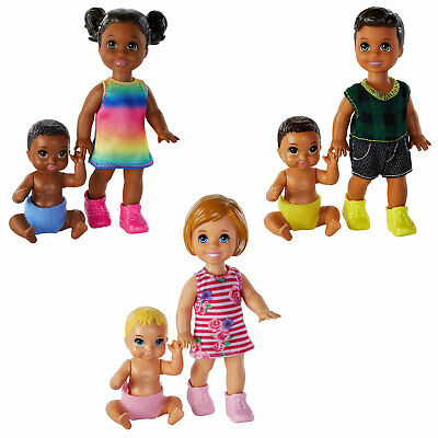 Barbie Skipper Babysitters Inc. Sibling Toddler & Baby Dolls (Choose a style)