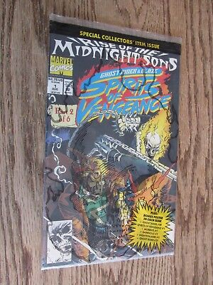 Marvel Comics, Rise of the Midnight Sons, Pair 2 of 6, Special Coll. (FC - #297)