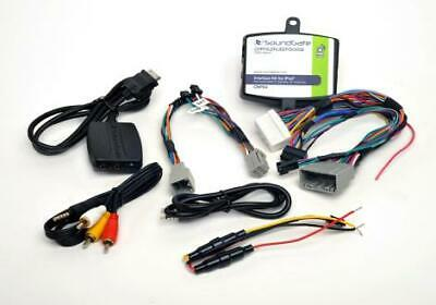 Jeep Grand-Cherokee 05-07 iPod Iphone Car Kit Crpd4 Multimedia Gateway Adapter