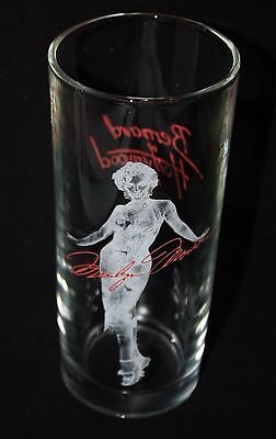 b39e18217853b MARILYN MONROE BERNARD of Hollywood Highball Drinking Glass - $17.09 ...