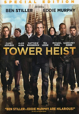 Tower Heist (DVD, 2012) - Disc Only