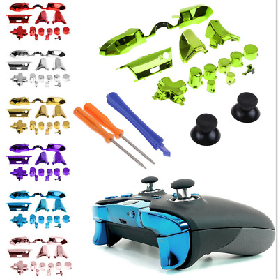 Replacement Button Bumper Trigger and Tools For XBOX One Controller Elite UK