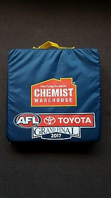 2017 premiership grand final seat cushion afl vfl footy adelaide crows Richmond