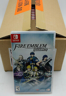 Nintendo Switch Fire Emblem Warriors NTSC US Sealed Physical Game