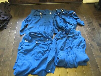 Bulwark Flame Resistant Coveralls