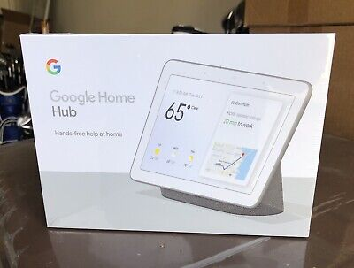New Google GA00515-US Home Hub with Google Assistant - Charcoal (Retail $149.99)
