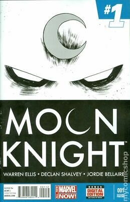 Moon Knight (5th Series) 1F 2014 Shalvey Variant 2nd Printing VF Stock Image