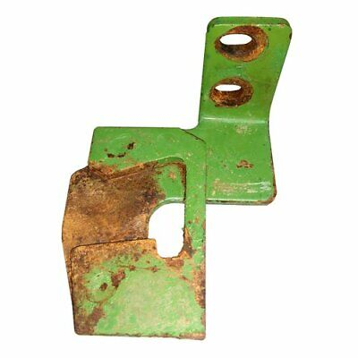 Used Battery Box Support Bracket Front - LH John Deere 500A 3020 2510 AR32478
