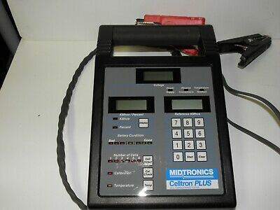 Midtronics Celltron Plus Battery Cell Tester