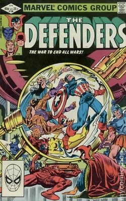 Defenders (1st Series) #106 1982 FN Stock Image