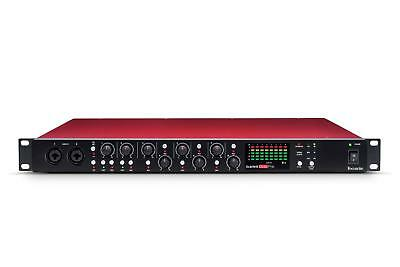 Focusrite Scarlett Octopre 8-Audio Kanäle Mic Preamp Vorverstärker Interface