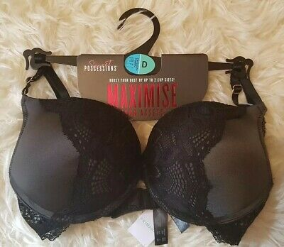 a0c2c3f73fae0 Primark Secret Possesions Maximise Your Assets Up To 2 Cup Sizes - Boob Job  Bra