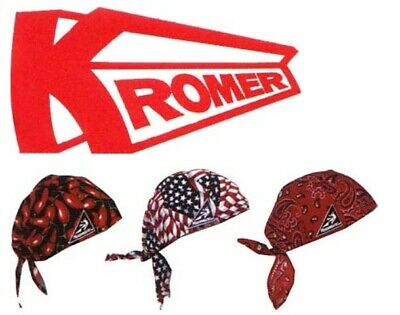 Genuine KROMER Welding / Welders Bandana -  CHOOSE YOUR DESIGN