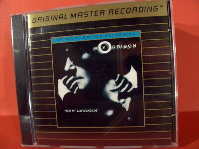 "Mfsl-Udcd 555 Roy Orbison "" Mystery Girl "" (Mfsl-Gold-Cd/japan/factory Sealed)"