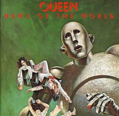 News of the World (2011 Remastered Version: 2CD), Queen, Audio CD, New, FREE & F