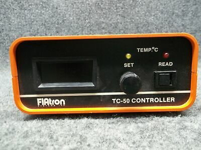 Flatron Systems Model TC-50 Column Heater Temperature Controller System