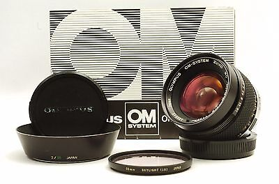 @ Ship in 24 Hrs! @ Olympus OM-System Zuiko MC Auto-W 35mm f2 Wide-Angle MF Lens