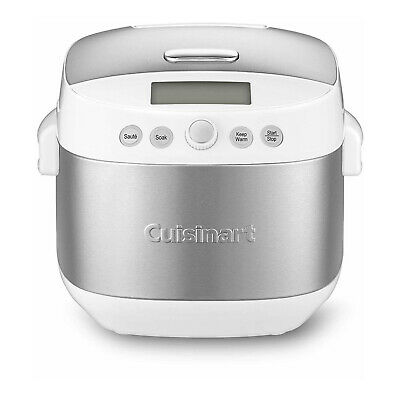 Cuisinart FRC-1000 10-Cup Rice and Grain Multicooker