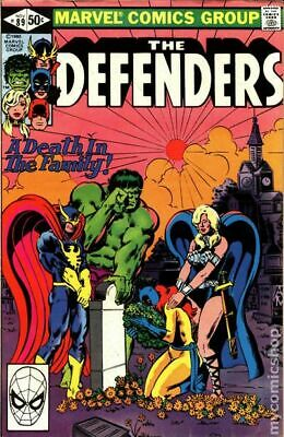 Defenders (1st Series) #89 1980 VG Stock Image Low Grade
