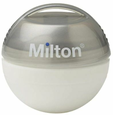 Milton MINI SOOTHER STERILISER SILVER Baby Feeding - BN