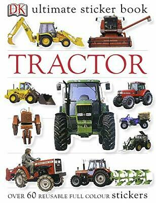 Tractor Ultimate Sticker Book by Dorling Kindersley Publishing