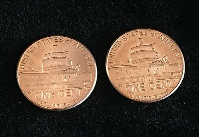 2009 P&D Bicentennial Lincoln Pennies :: Presidency From Mint Roll