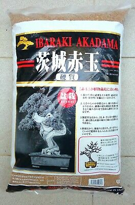 Akadama Ibaraki hard quality grana media Lt. 14