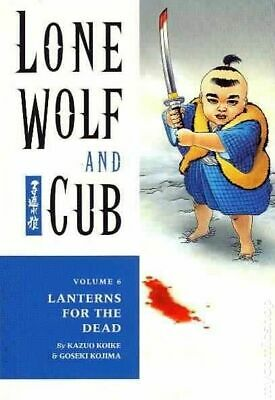 Lone Wolf and Cub TPB (A Dark Horse Digest) #6-REP 2001 NM Stock Image