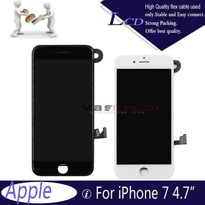 For iPhone 7 A1660 A1778 LCD Touch Screen  Full Replacement Digitizer&Camera AAA