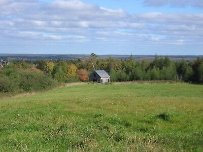 331 Acres Huge Private Woodland on Cape Breton, Nova Scotia, Canada