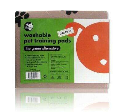 6-18x20 WASHABLE reusable Dog Puppy Training Wee Wee Pee Pads Whelping