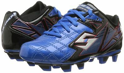 fa209180c New Skechers 95900L  RYBK Kids Teamsterz Penalty Kick Soccer Cleat Size 6