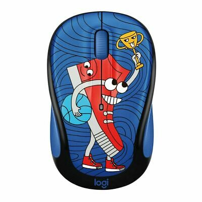 Logitech M238 Wireless Mouse Doodle Collection- SneakerHead (Free Postage)
